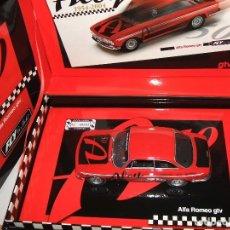 Slot Cars: ALFA ROMEO GIULIA GTV EDICION ESPECIAL ALOY DE FLY REF.-96061. Lote 118260315