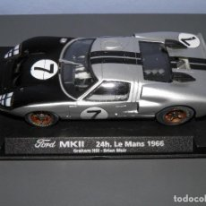 Slot Cars: FORD GT40 24H LE MANS 1966. FLY. Lote 118396883