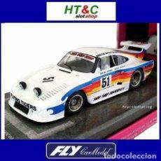 Slot Cars: FLY PORSCHE 935 K3 #51 BRAND HATCH 1981 DESIRÉ WILSON / DOREN LADY RACERS 99111. Lote 17264633
