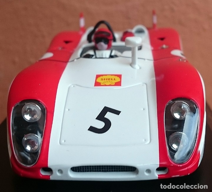 Slot Cars: FLY SLOT CLASSIC C48 PORSCHE 908 FLUNDER LH Nº5 - 6º ZELTWEG 1969 / FABRICADO EN ESPAÑA - Foto 11 - 121023399