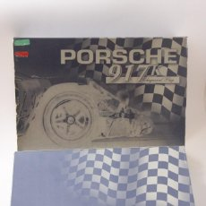 Slot Cars: PORSCHE 917 CHEQUERED FLAG SEBRING - FLY - REF, Z1. Lote 121475039
