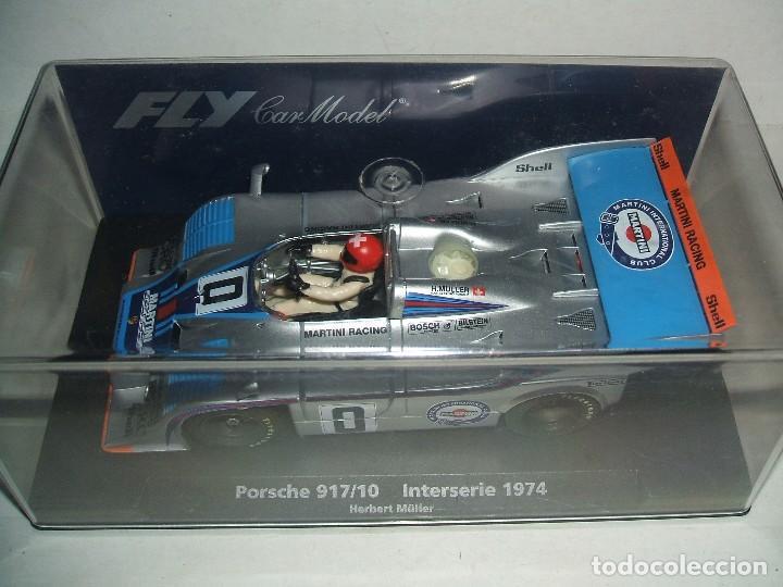 PORSCHE 917/10 DE FLY REF.-88199 (Juguetes - Slot Cars - Fly)