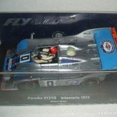 Slot Cars: PORSCHE 917/10 DE FLY REF.-88199. Lote 121734583