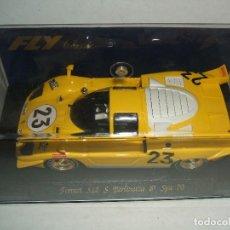 Slot Cars: FERRARI 512 S DE FLY REF.-C22. Lote 121734679