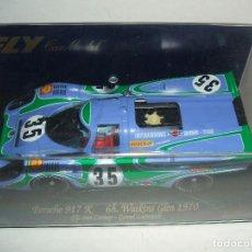 Slot Cars: PORSCHE 917 K DE FLY REF.-C55. Lote 121734823