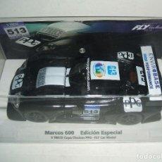 Slot Cars: MARCOS EDICION ESPECIAL COPA CLASICOS DE FLY REF.-99070. Lote 121735327