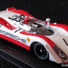 Slot Cars: SCALEXTRIC - PORSCHE 908, 1º NURBURGRING 1969 - REF: C-11 - FLY - CON CAJA. Lote 122582099