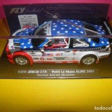 Slot Cars: BMW M3 GTR .FLY CAR MODEL. Lote 125311367
