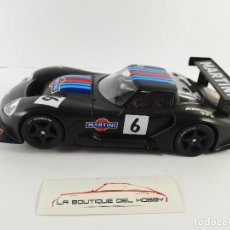 Slot Cars: MARCOS 600 LM MARTINI FLY 87005. Lote 128370163