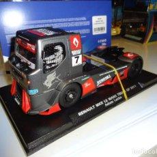 Slot Cars: FLY SLOT. CAMIÓN RENAULT MKR. LE MANS TRUCK GP 2011. REF. 206101. NOVEDAD !!!. Lote 130931713