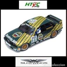 Slot Cars: SLOTWINGS BMW M3 E30 #31 DTM 1991 CHRISTIAN DANNER DIEBELS ALT W038-04. Lote 129470247