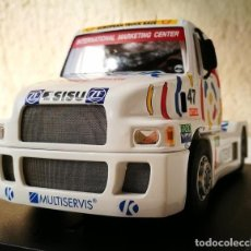 Slot Cars: FLY CAR MODEL - 1:32 - SISU FIA ETRC 1995 - PERFECTO ESTADO. SIN USAR.. Lote 132488578