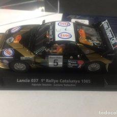 Slot Cars: LANCIA RALLY CATALUÑA 1985 FLY. Lote 132593149