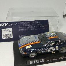 Slot Cars: FLY FERRARI DAYTONA III TRECE REF. 96032. Lote 135606446