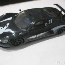 Slot Cars: BLACK FRIDAY - SUNRED SR21 NEGRO DECORACION PLAYBOY DE FLYSLOT. Lote 183699493