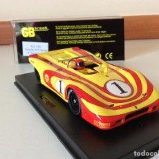 Slot Cars: PORSCHE 917 SPYDER GB TRACK. Lote 137193038