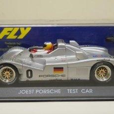 Slot Cars: J-JOEST PORSCHE TEST CAR SLOT SCALEXTRIC FLY . Lote 141790266