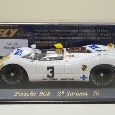 Slot Cars: J- PORSCHE 908 2 JARAMA 70 SLOT CAR FLY . Lote 141790510