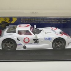 Slot Cars: J- MARCOS 600 LM SLOT SCALEXTRIC FLY. Lote 141793082