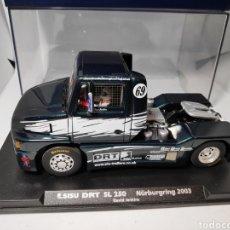 Slot Cars: FLY SISU DRT SL 250 NURBURGRING 2003 GBTRACK TRUCK 9 REF. 08018. Lote 141838242