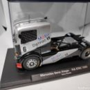 Slot Cars: FLY MERCEDES BENZ ATEGO FIA ETRC 1998 TRUCK-32 REF. 08029 GBTRACK. Lote 141840045