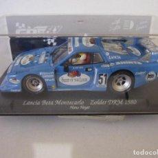 Slot Cars: COCHE DE SLOT FLY CARS SCALEXTRIC NINCO NUEVO EN SU CAJA SIN USO. Lote 144100578