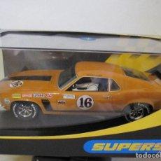 Slot Cars: COCHE DE SUPERSLOT SLOT FLY CARS SCALEXTRIC NINCO NUEVO EN SU CAJA SIN USO. Lote 144100750