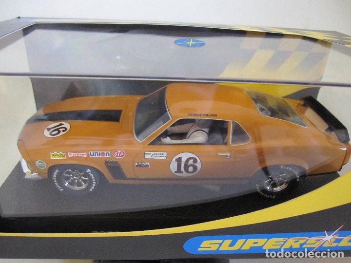 Slot Cars: COCHE DE SUPERSLOT SLOT FLY CARS SCALEXTRIC NINCO NUEVO EN SU CAJA SIN USO - Foto 2 - 144100750