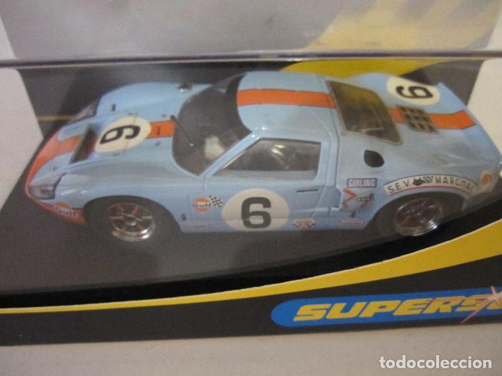 Slot Cars: COCHE DE SUPERSLOT SLOT FLY CARS SCALEXTRIC NINCO NUEVO EN SU CAJA SIN USO - Foto 2 - 144100970