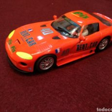 Slot Cars: COCHE SLOT FLY, VIPER GTS R. Lote 144734398