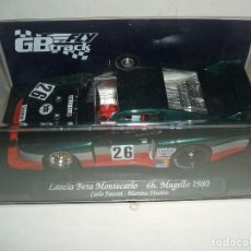 Slot Cars: LANCIA BETA MONTECARLO DE FLY REF.-GB33. Lote 144859114