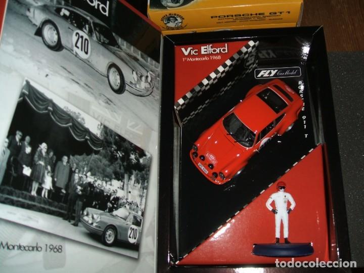 PORSCHE 911 DE FLY REF.-96094 (Juguetes - Slot Cars - Fly)
