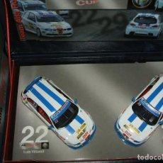 Slot Cars: TEAM 8 ALFA ROMEO 147 GTA CUP ESPAÑA DE FLY REF.-96042. Lote 146739650
