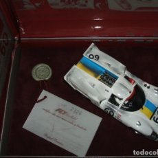 Slot Cars: LOLA T70 ACCIDENTADO DE FLY . Lote 146740214