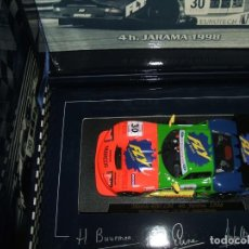 Slot Cars: MARCOS LM 600 JARAMA 1998 DE FLY REF.-A27. Lote 146740306