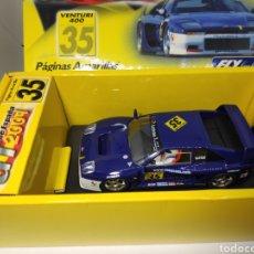 Slot Cars: FLY VENTURI 400 PAGINAS AMARILLAS PA6. Lote 148091056