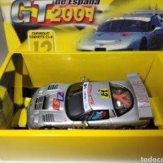 Slot Cars: FLY CHEVROLET CORVETTE C5R PÁGINAS AMARILLAS PA5. Lote 148091266