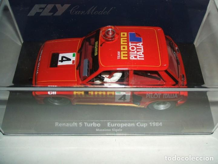 RENAULT 5 TURBO DE FLY REF.-88188 (Juguetes - Slot Cars - Fly)