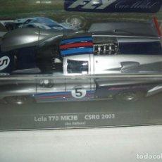 Slot Cars: LOLA T70 DE FLY REF.-88173. Lote 150672350