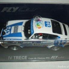 Slot Cars: PORSCHE 911 DE FLY REF.-96080. Lote 150679446