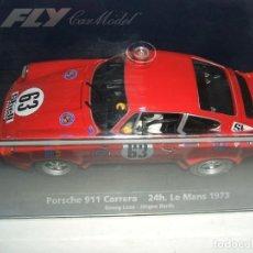 Slot Cars: PORSCHE 911 DE FLY REF.-88140. Lote 150679630