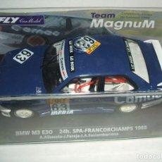 Slot Cars: BMW M3 DE FLY REF.-96092. Lote 150680154