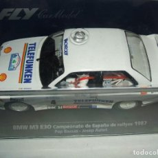 Slot Cars: BMW M3 DE FLY REF.-88203. Lote 150680202
