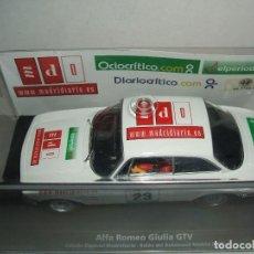 Slot Cars: ALFA ROMEO GIULIA DE FLY REF.-96095. Lote 150713046