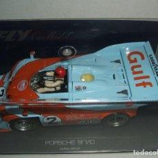 Slot Cars: PORSCHE 917/10 DE FLY REF.-88103. Lote 150714658