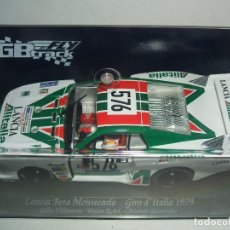 Slot Cars: LANCIA BETA MONTECARLO DE FLY REF.-GB36. Lote 150723218