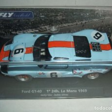 Slot Cars: FORD GT40 DE FLY REF.-88135. Lote 151000886