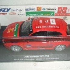 Slot Cars: ALFA ROMEO 147 GTA DE FLY REF.-96046. Lote 151151018