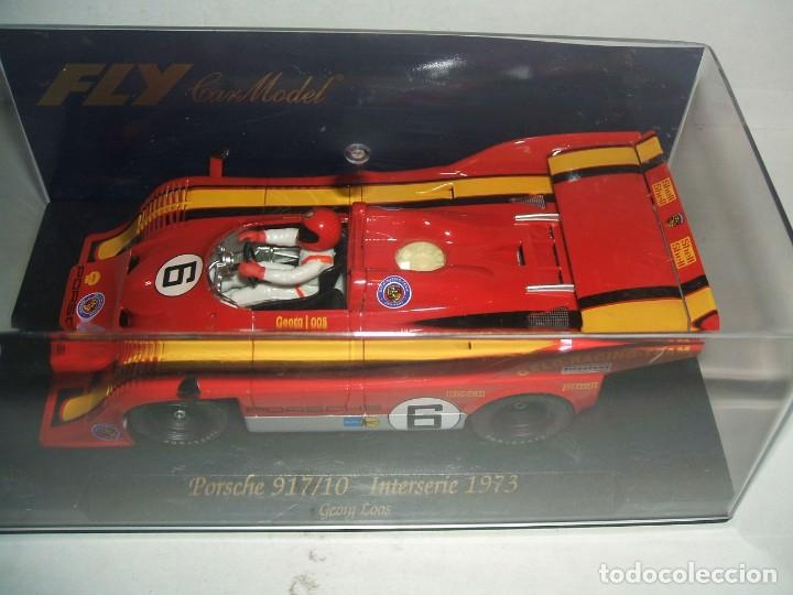 PORSCHE 917/10 DE FLY REF.-88012 (Juguetes - Slot Cars - Fly)