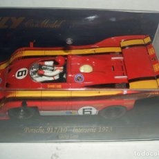 Slot Cars: PORSCHE 917/10 DE FLY REF.-88012. Lote 151151386